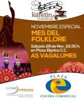 Kafetín Musical Noviembre 2014
