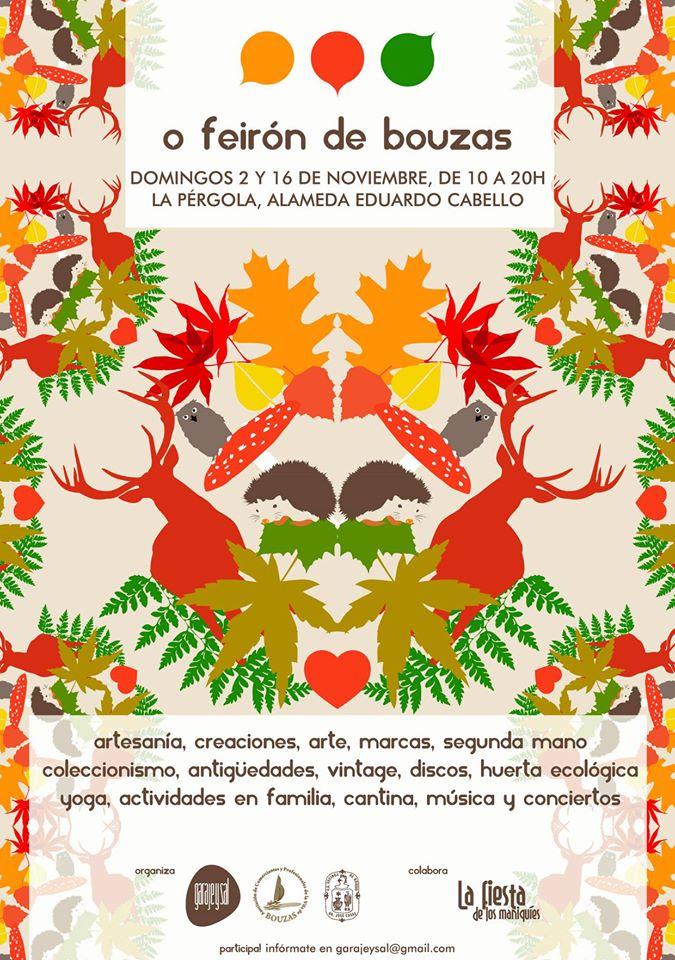 O Feirón de Bouzas Noviembre 2014