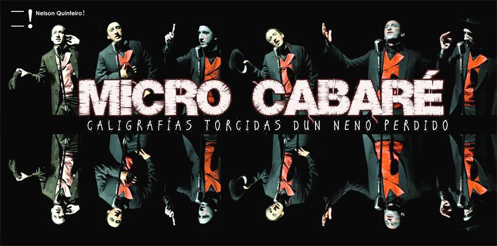 Micro Cabaré en el Café Teatro Vigo