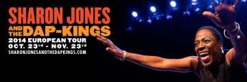 Sharon Jones, Soul en el Mar de Vigo