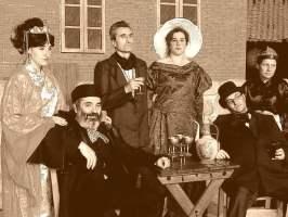 Teatro Exposición de catro mementos