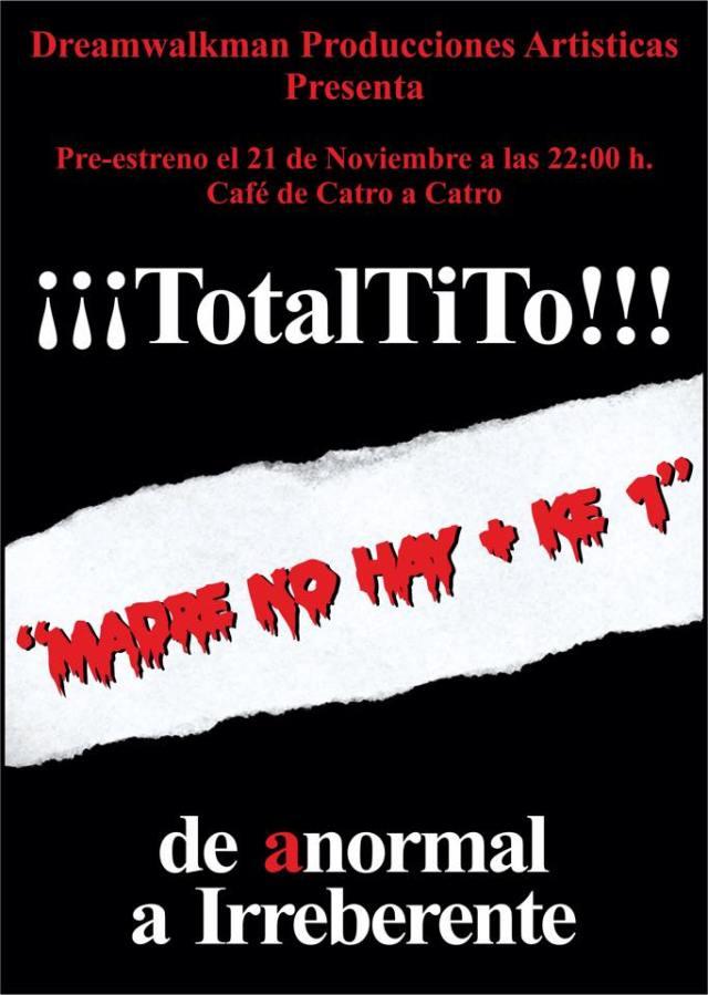 Monólogo de TotalTito