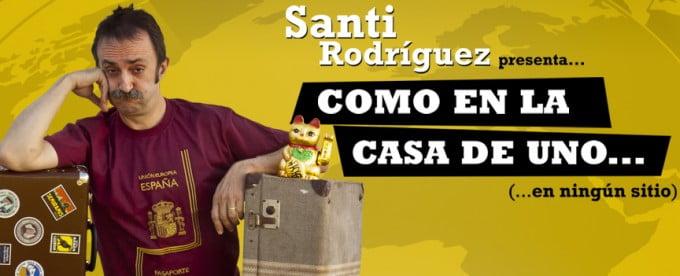 Monólogo de Santi Rodríguez