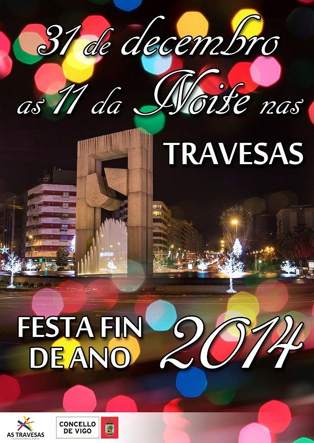 Fiesta Fin de Año 2014 As Travesas