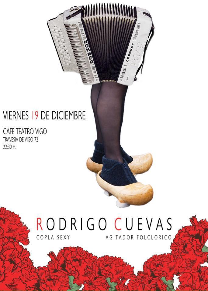 Show de Rodrigo Cuevas