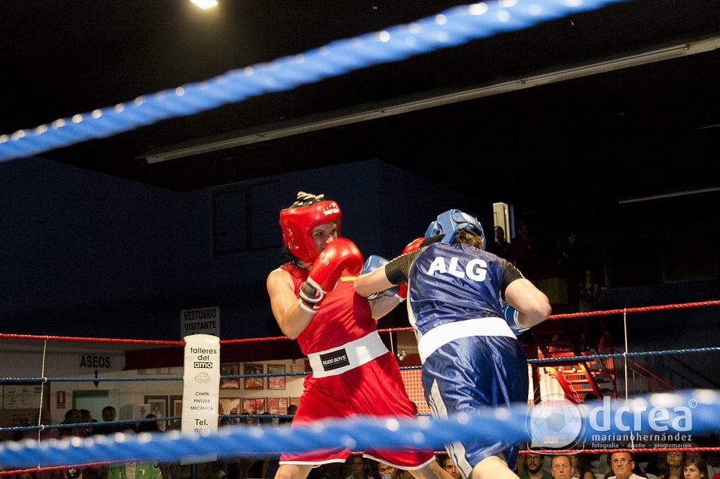 Boxeo Hotel Bahía de Vigo 2015