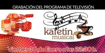 Kafetín Musical de Plaza Elíptica