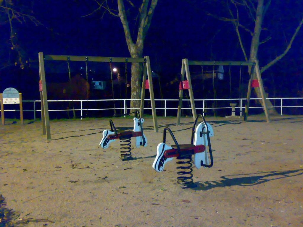 Reforma integral del Parque infantil de Castrelos