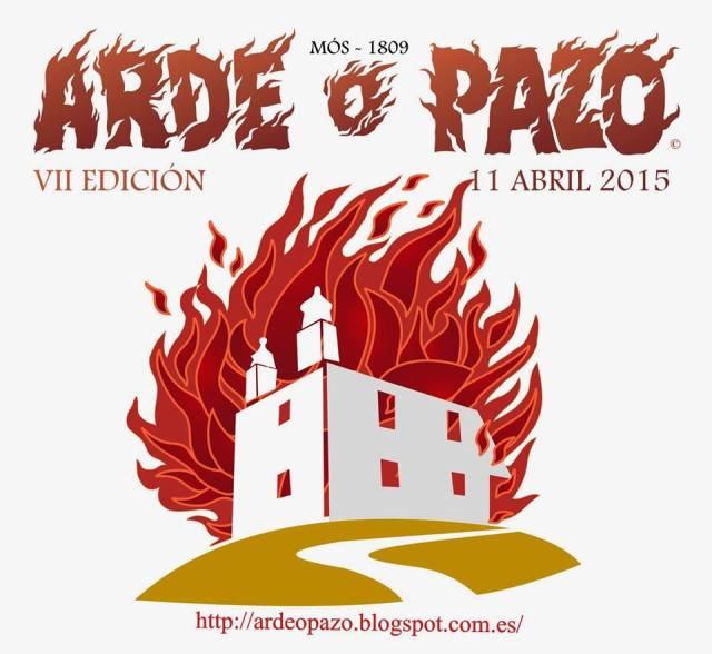 Arde O Pazo 2015