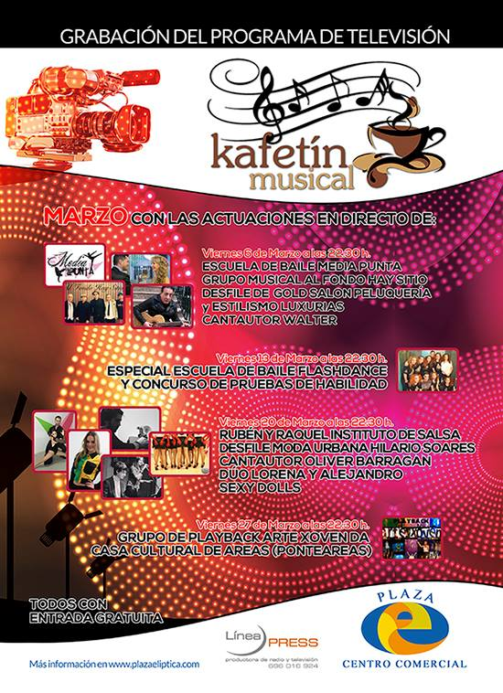 Flashdance en Kafetín Musical