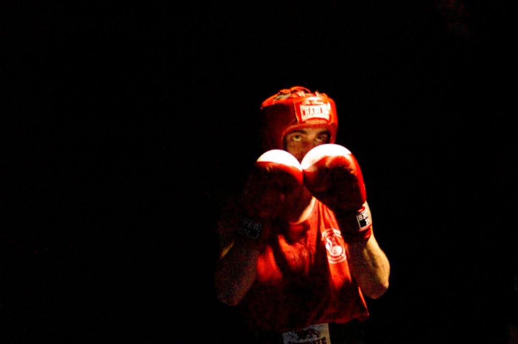 Noche de Boxeo en Vigo