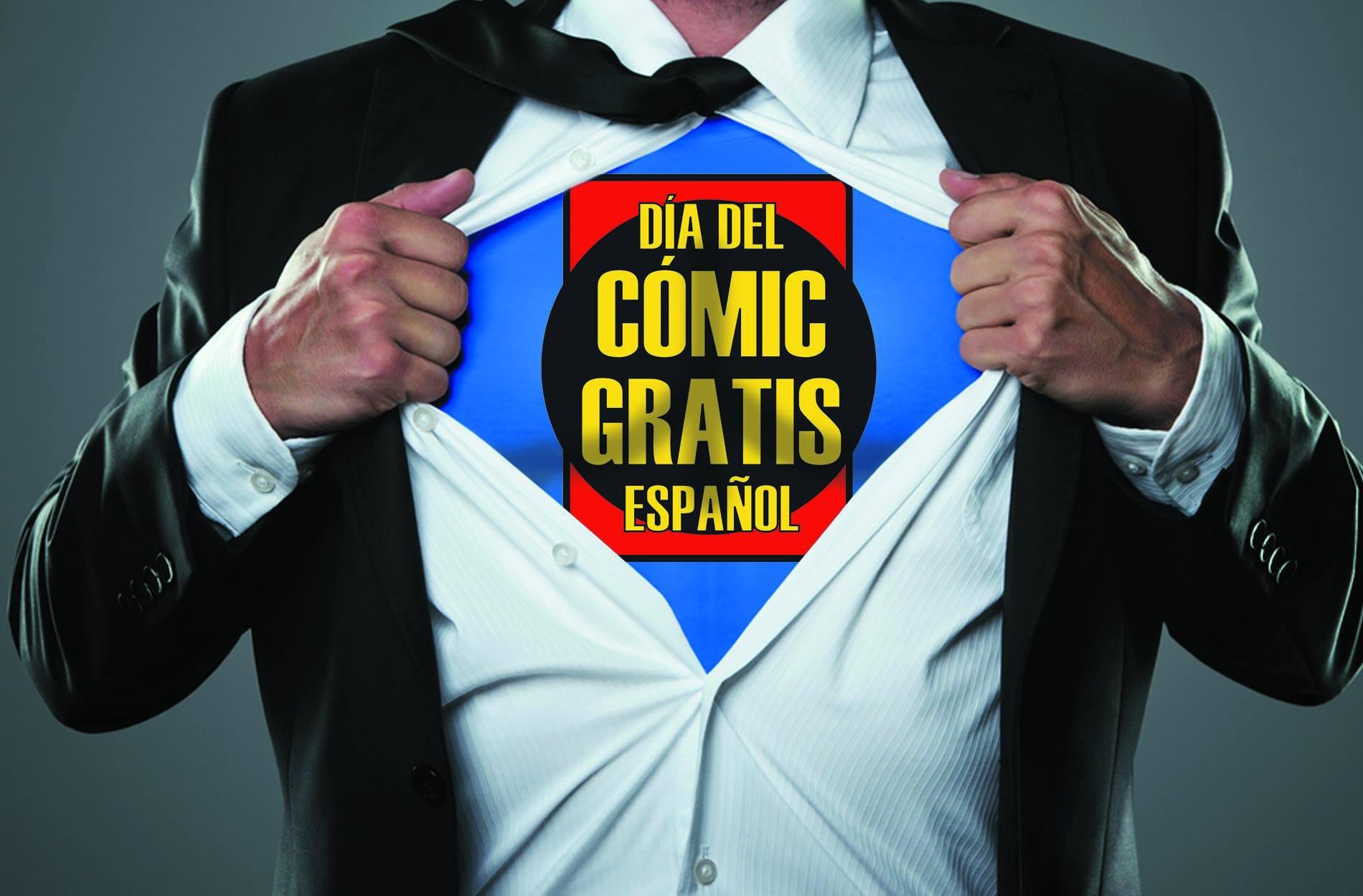 Día del Cómic Gratis Español 2015