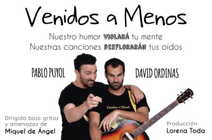 VENIDOS BARROCCO JUNIO