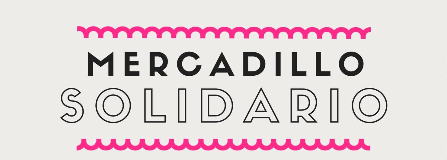 Mercadillo Solidario en el 'Casco Vello'