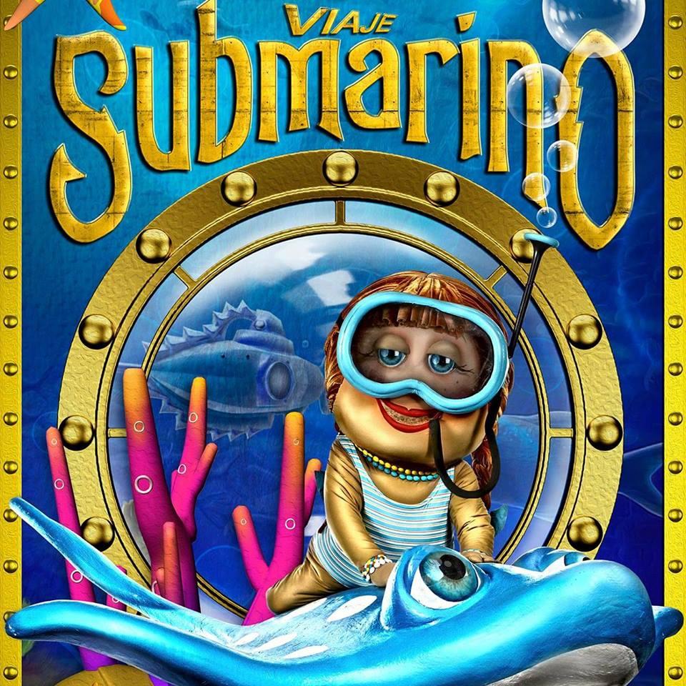 Cirkus Life, un viaje submarino que llega a Vigo