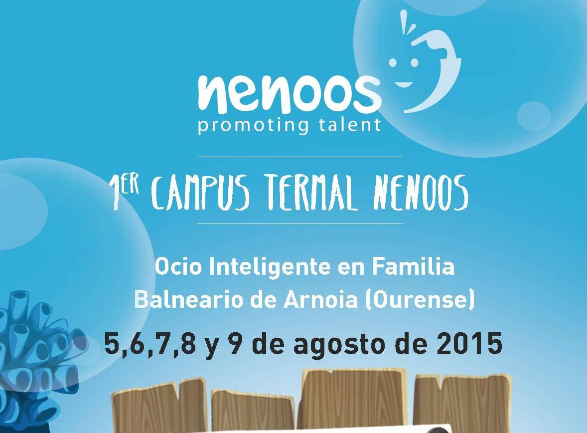 1º Campus Termal NENOOS Ourense