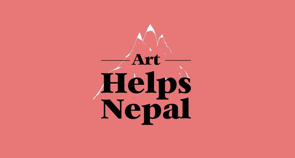 Art Helps Nepal: Evento benéfico a favor de Nepal