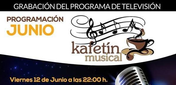 Kafetín Musical especial Junio