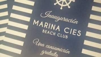 Gran inauguración del Marina Cíes Beach Club