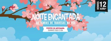 Noite encantada – As Travesas