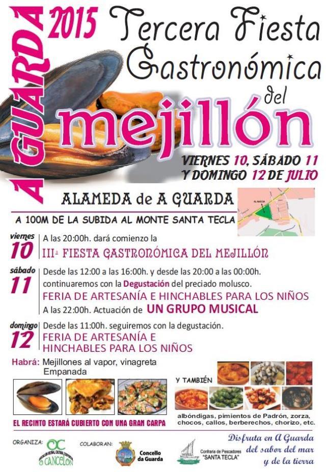 Fiesta Gastronómica del Mejillón
