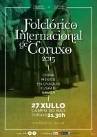 Festival Folclórico Internacional de Coruxo 2015