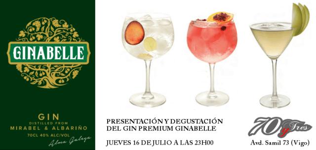 Gin Premium Ginabelle