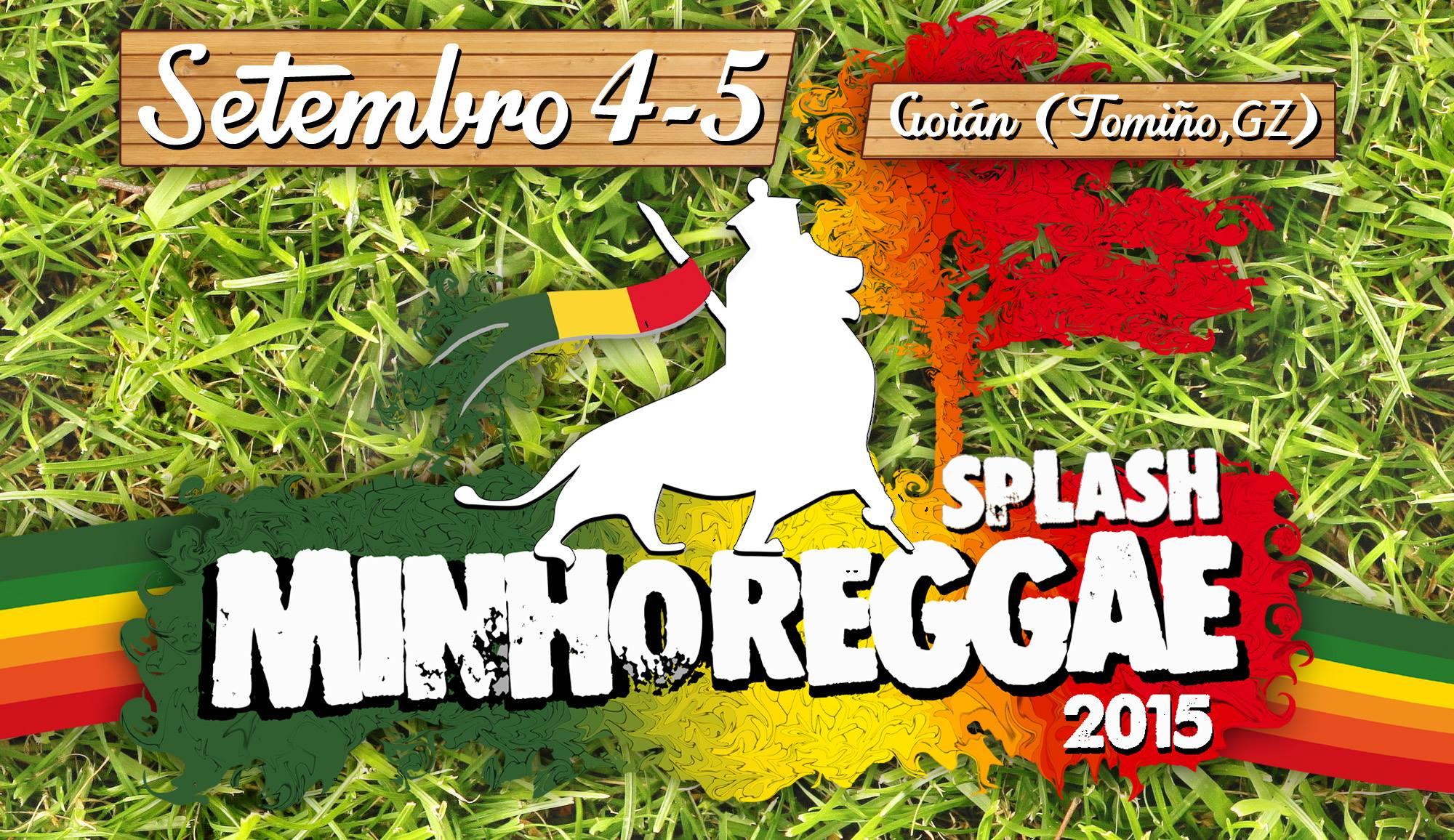 Festival Minho ReggaeSplash 2015