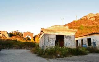 Cuartel Militar de Cabo Silleiro