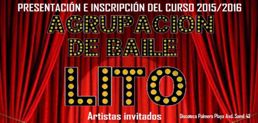 Fiesta de la Agrupación de Baile Lito