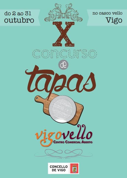 X Concurso Tapas Vigovello