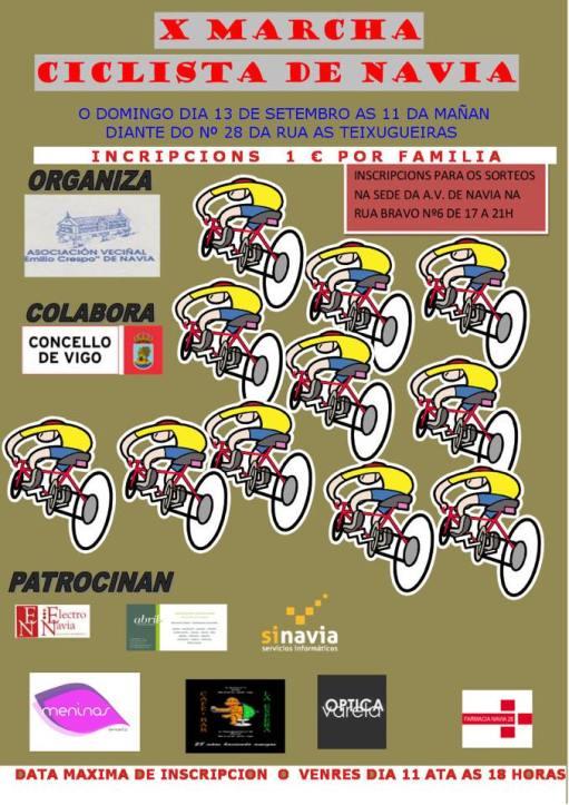 Marcha Ciclista de Navia