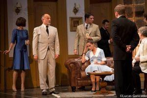 Teatro: Agatha Christie, 10 negritos. Suspense