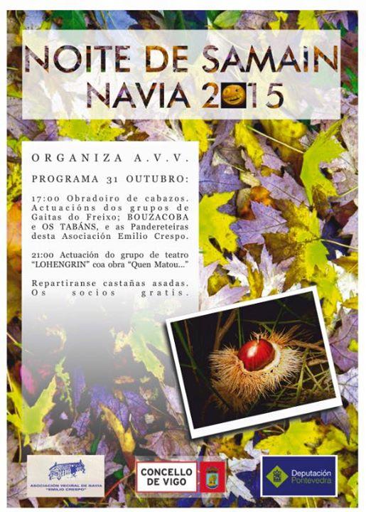 Halloween Navia 2015