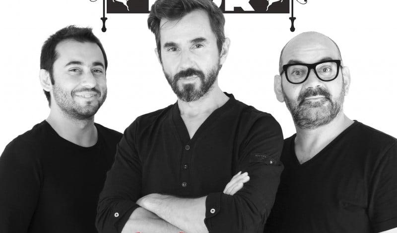 Comedy Zoo Tour en Vigo con Santi Millán, José Corbacho y Javi Sancho
