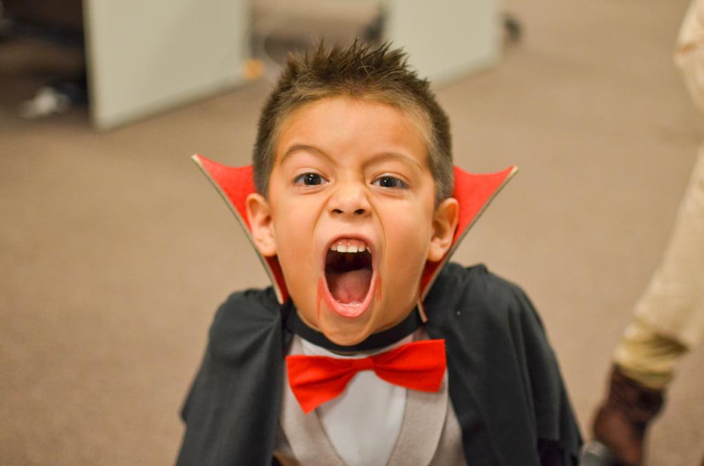 Halloween Infantil 2015