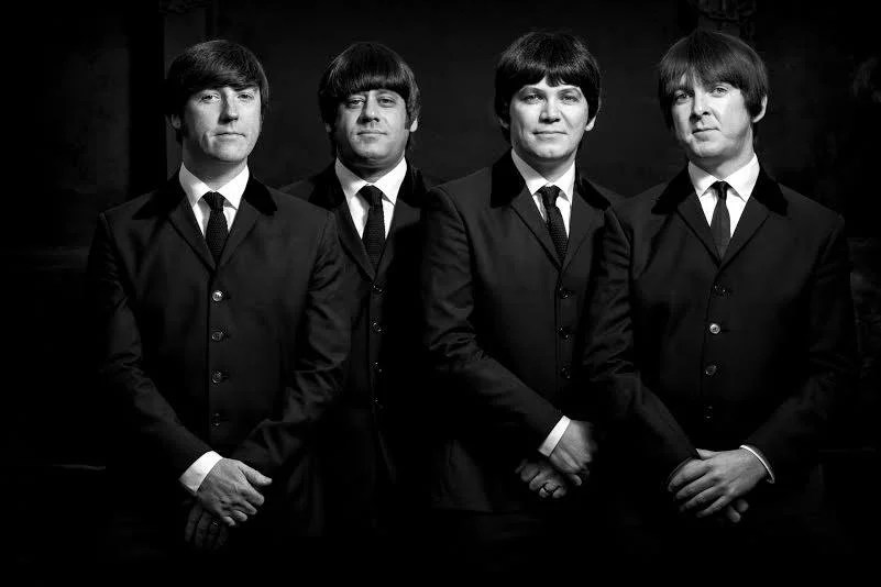 The Mersey Beatles, Tributo a los Beatles