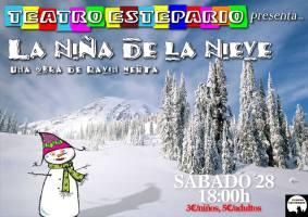 La Niña de la Nieve