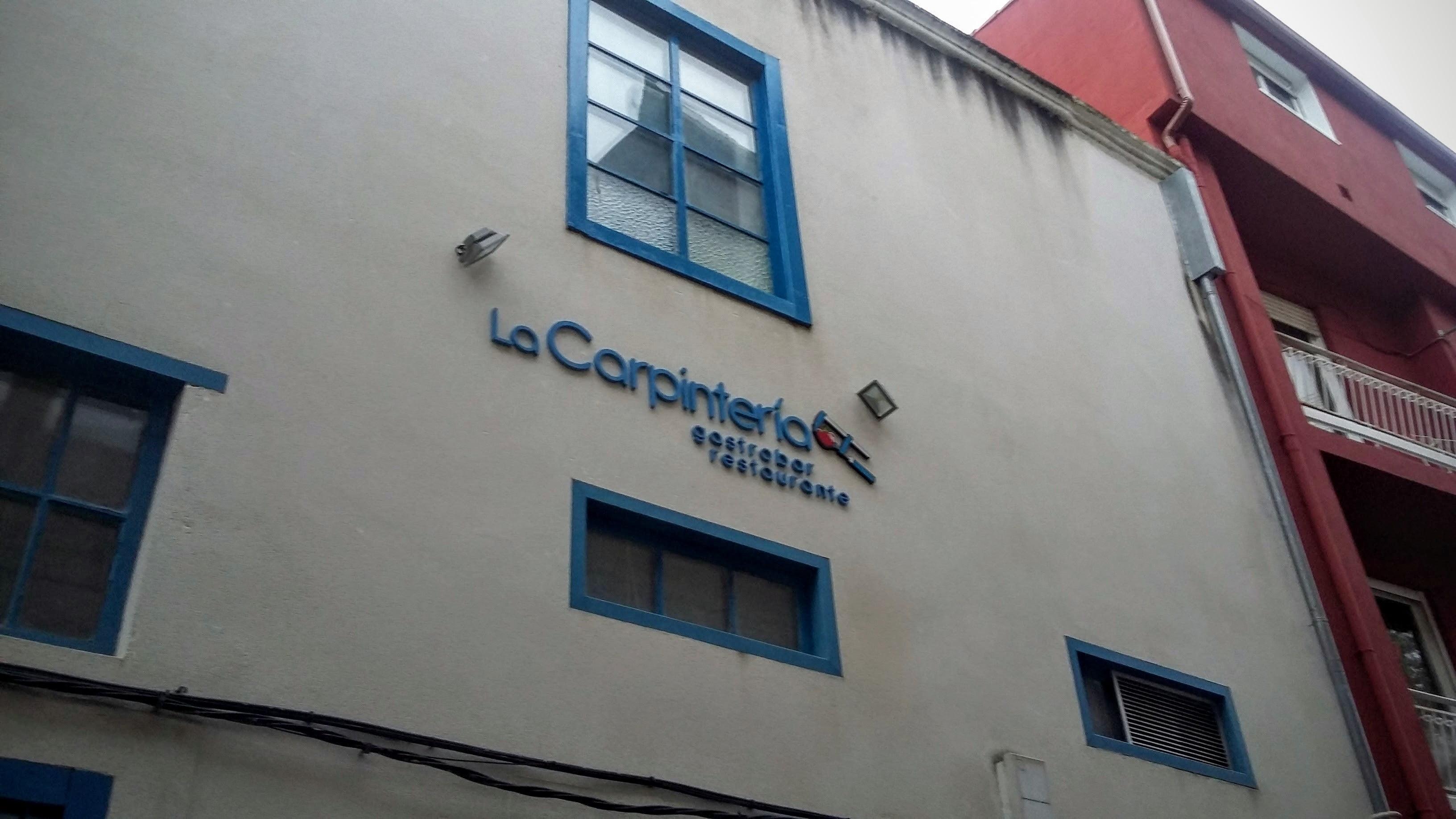 La Carpintería Vigo, Gastrobar Restaurante en Bouzas
