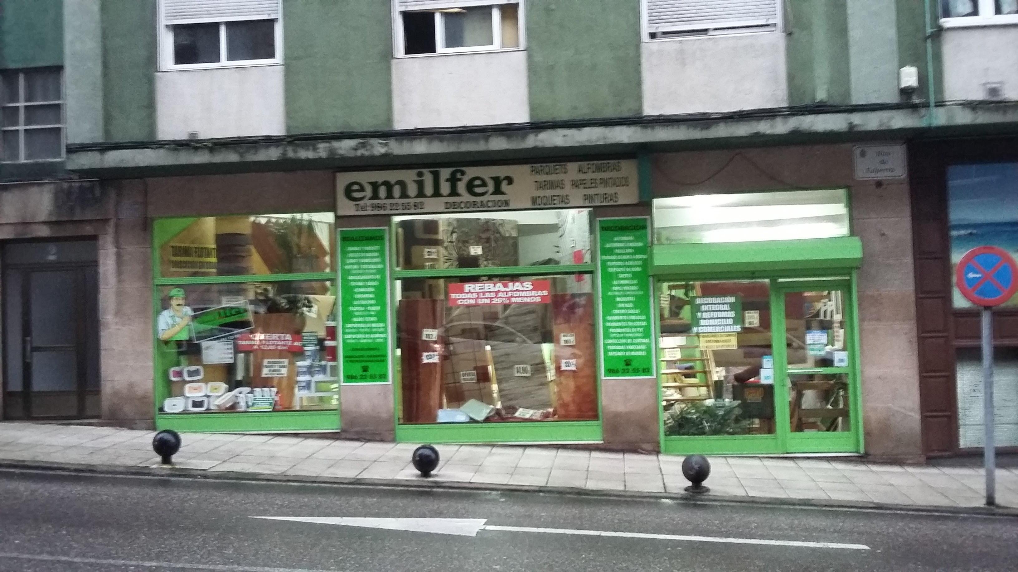 Decoración en Vigo: Emilfer Decoración