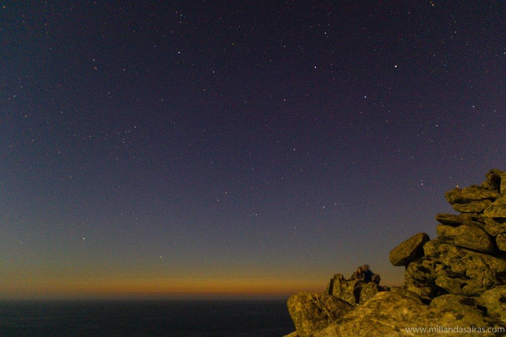 Cíes Starlight: Visitas guiadas y actividades por la noche