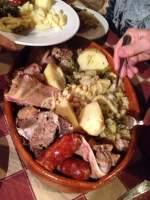 ¿Dónde comer cocido en Vigo?