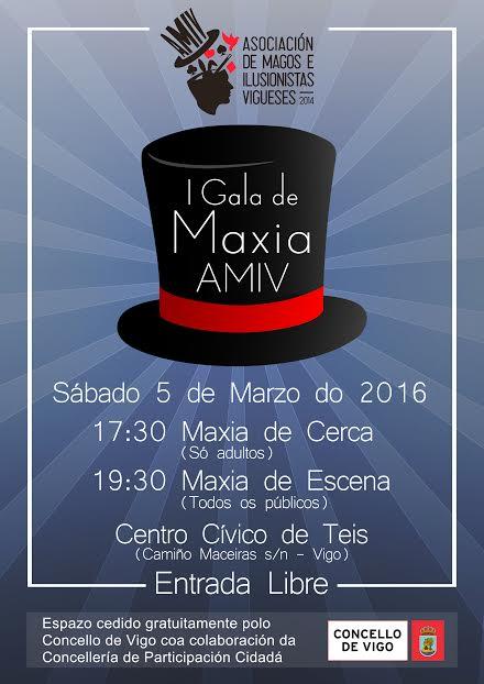 I Gala de Magia AMIV