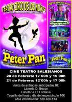 EL MUSICAL DE PETER PAN – TEATRO CIRCO DE LOS NIÑOS