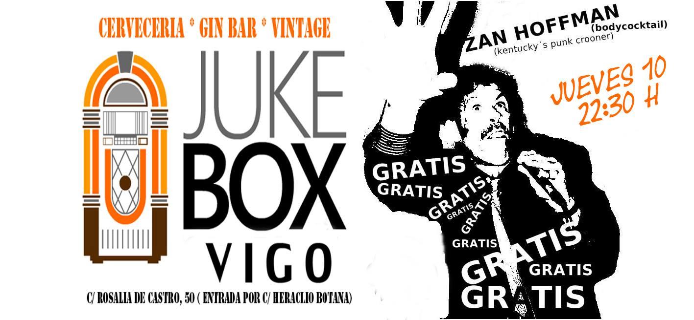 Zan Hoffman en JukeBox