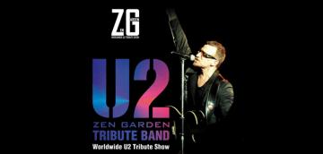 Concierto de U2 Zen Garden | Vigo