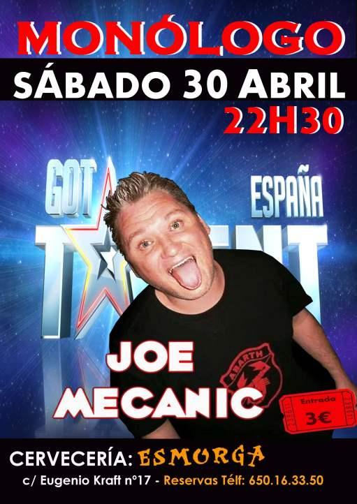 Joe Mecanic de got talent
