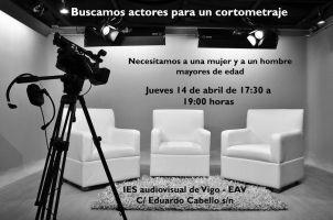 "Casting – Cortometraje ""Se buscan héroes"""