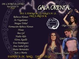 Gala Oriental en Vigo – De Catro a Catro