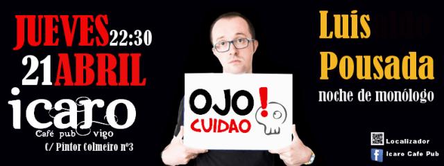 Noche de Humor con Luis Pousada